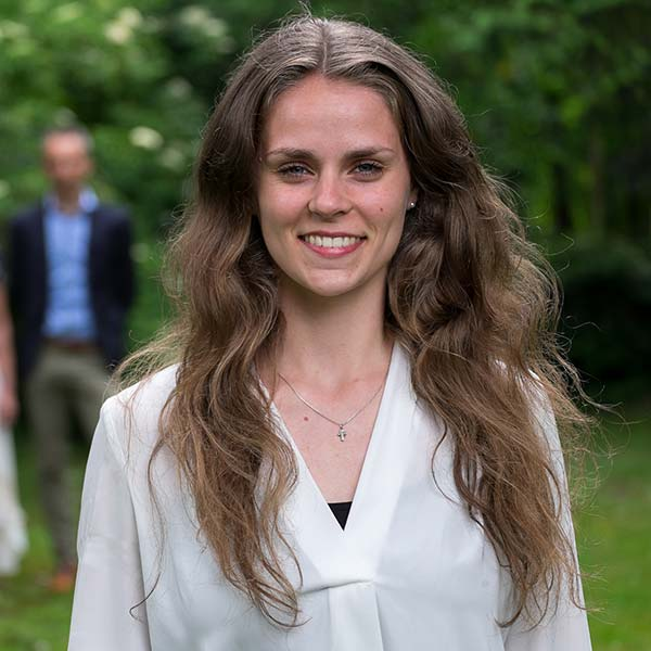 Kyra Kuipers van SDP Werkt!